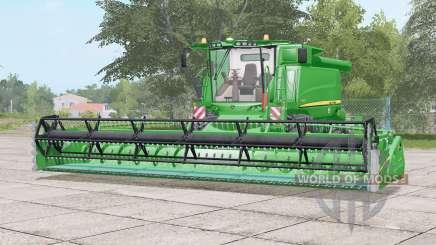 John Deere T660i〡power selection для Farming Simulator 2017