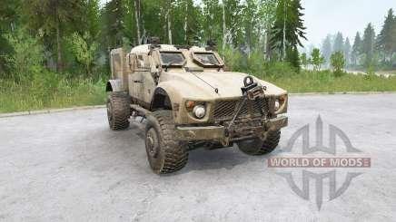 Oshkosh M-ATV 4x4 для MudRunner