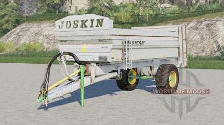 Joskin Ferti-Cap〡design choice для Farming Simulator 2017