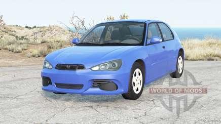 Hirochi Sunburst 5-door Hatchback v1.2 для BeamNG Drive