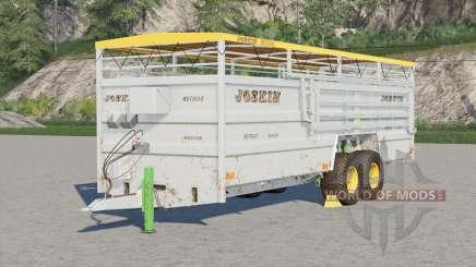 Joskin Betimax RDS 7500〡tire selection для Farming Simulator 2017