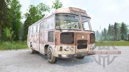 ПАЗ-672 для MudRunner