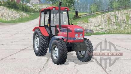 МТЗ-1025.3 Беларуꞔ для Farming Simulator 2015