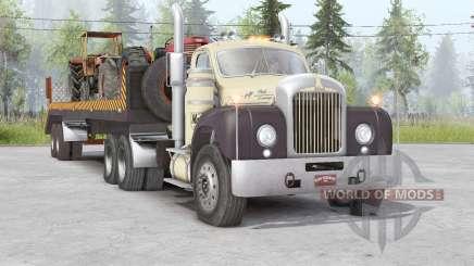 Mack B61 v1.3 для Spin Tires