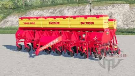 Vence Tudo Panther SM 15000 для Farming Simulator 2017