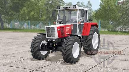 Steyr 8165 Turbo для Farming Simulator 2017
