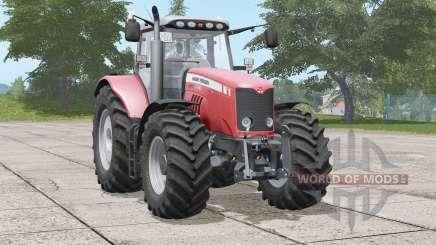 Massey Ferguson 7400 serieᵴ для Farming Simulator 2017