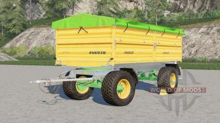 Joskin Tetra-Cap 5025 для Farming Simulator 2017
