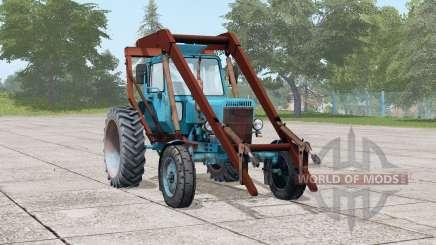 МТЗ-80 Беларус〡стогометатель для Farming Simulator 2017