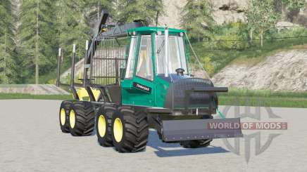 Timberjack 810B для Farming Simulator 2017