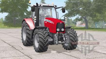 Massey Ferguson 546ⴝ для Farming Simulator 2017