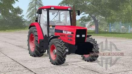 Zetor 11641 Forterra〡power selection для Farming Simulator 2017