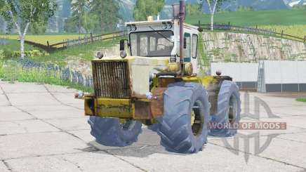 Raba-Steiger 245〡dust from the wheels для Farming Simulator 2015