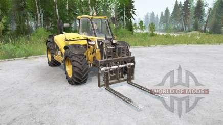 Caterpillar TH357 для MudRunner