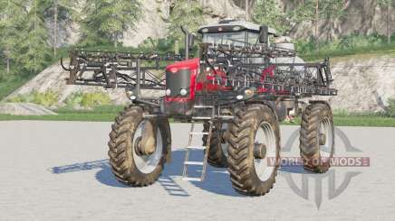 Massey Ferguson 9030〡6 tire configurations для Farming Simulator 2017