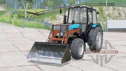 MTZ-1025 Belarus〡PKU-0,8 для Farming Simulator 2015