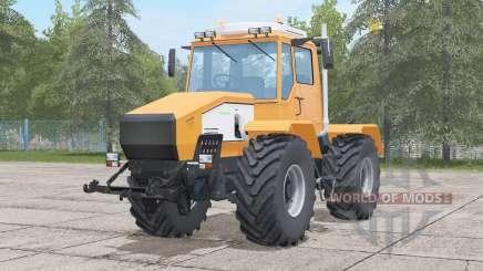 Слобожанец ХТА-220-2〡пыль от колёс для Farming Simulator 2017