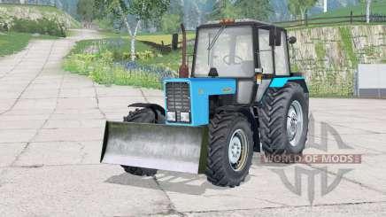 MTZ-82.1 Belarus〡with blade для Farming Simulator 2015