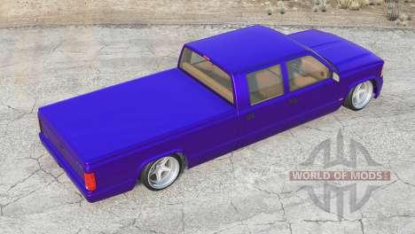 Gavril D-Series Slammed v1.86 для BeamNG Drive