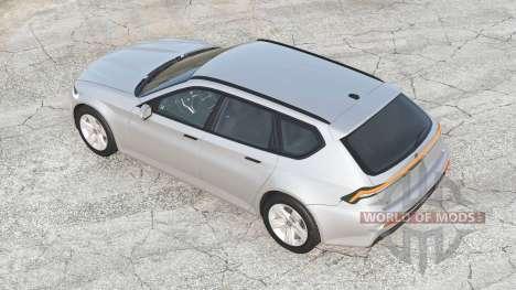 ETK 800-Series Facelift для BeamNG Drive