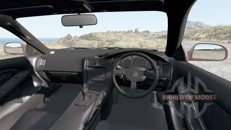 Toyota MR2 GT T-Bar (W20) 1993 для BeamNG Drive