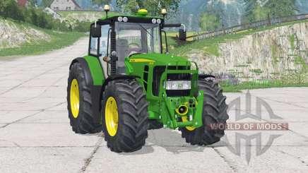 John Deere 6930 Premiꭒm для Farming Simulator 2015