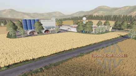 Medvedin v1.1 для Farming Simulator 2017