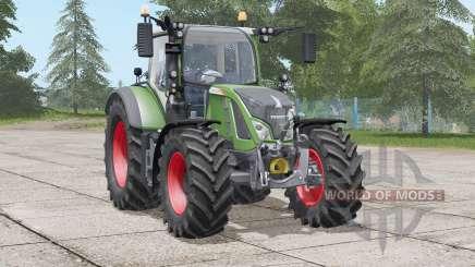 Fendt 700 Vario〡movable front fender для Farming Simulator 2017