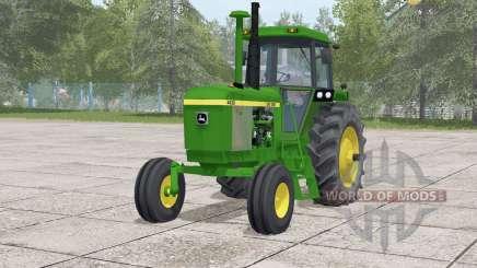 John Deere 4030 serieʂ для Farming Simulator 2017