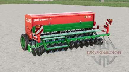 Unia Polonez 550-3D для Farming Simulator 2017