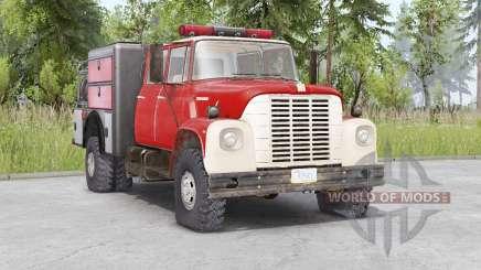 International Harvester Loadstar 1700 v1.3 для Spin Tires