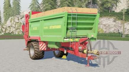 Strautmann MS 1201〡choice of tires для Farming Simulator 2017