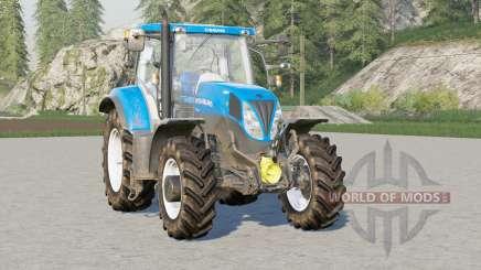 New Holland T7.೩10 для Farming Simulator 2017