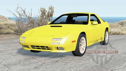 Mazda Savanna RX-7 (FC3S) 1989 для BeamNG Drive