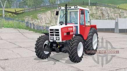 Steyr 8090A Turbꝋ для Farming Simulator 2015