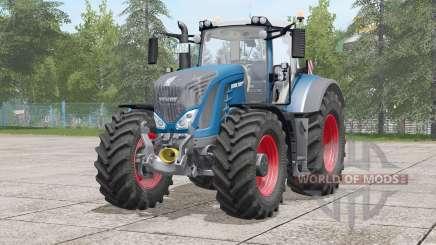 Fendt 900 Vario〡new engine model для Farming Simulator 2017