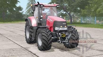 Case IH Puꬺa CVX для Farming Simulator 2017