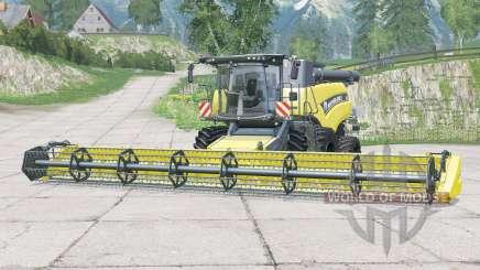 New Holland CR9.90〡with several improvements для Farming Simulator 2015