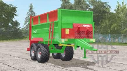 Unia Tytan 10 Premiuᵯ для Farming Simulator 2017