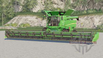 John Deere S600 series для Farming Simulator 2017