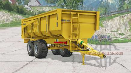 Maitre BMM 140〡ability to manually lift для Farming Simulator 2015