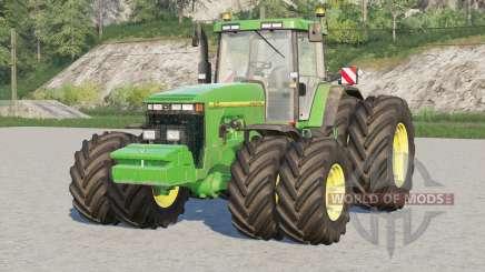 John Deere 8000 serieȿ для Farming Simulator 2017