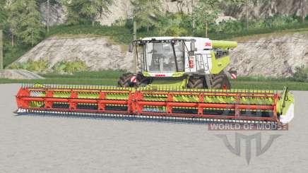Claas Lexioᵰ 8000 для Farming Simulator 2017