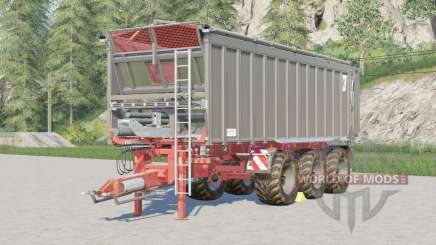 Kroger Agroliner TAW 30〡capacity config для Farming Simulator 2017