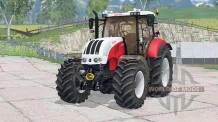 Steyr 6230 CVT〡light adjusted для Farming Simulator 2015
