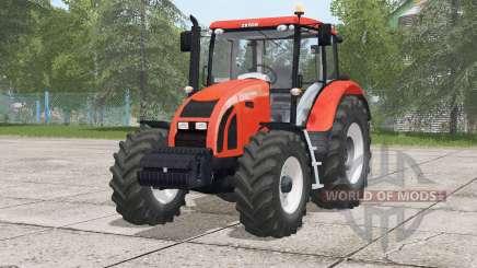 Zetor Forterra 11441〡real smoke для Farming Simulator 2017