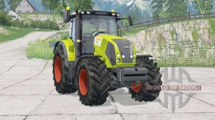 Claas Axion 800 для Farming Simulator 2015