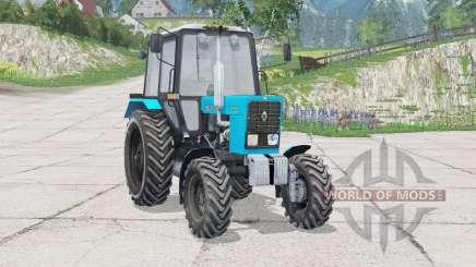 MTZ-82.1 Belarus〡working lighting для Farming Simulator 2015