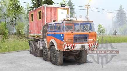 Tatra T81ろ для Spin Tires
