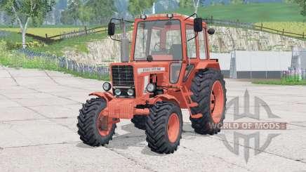 МТЗ-522 Беларуƈ для Farming Simulator 2015